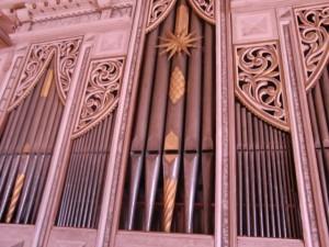 CIMG1221 Pommssen Organ Closeup
