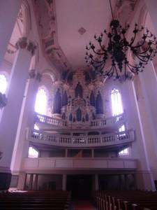 CIMG1453 NAUMBURG-Hildebrandt Organ in Stadtkirche St. Wenzel
