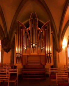 the crypt organ